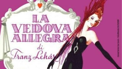 "Photo of ""LA VEDOVA ALLEGRA"" IL 7 MARZO AL TEATRO ""VERDI"""