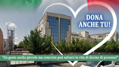 Photo of RACCOLTA FONDI PER L'OSPEDALE DI SAN SEVERO per l'acquisto di ventilatori polmonari