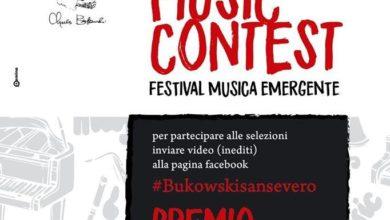 Photo of BUKOWSKI MUSIC CONTEST – ISCRIZIONI APERTE FINO A MARTEDÌ 3 MARZO.