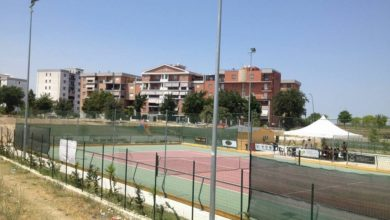 """Photo of Nuovi servizi e strutture per il l'impianto sportivo """"Urban Playground"""" all'interno del parco """"Baden Powell"""" di SAN SEVERO"""