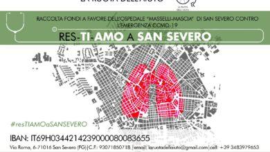 Photo of L'Associazione La Ruota dell'Aiuto aderisce alla raccolta fondi della Gazzetta di San Severo