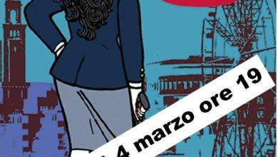 Photo of GABRIELLA GENISI  presenta  I QUATTRO CANTONI  (Sonzogno, 2020) – LIBRERIA ORSA MINORE  MERCOLEDÌ 4 MARZO ORE 19