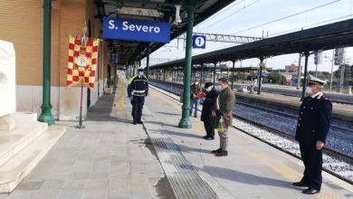Photo of Il Comune di San Severo ricorda con una sobria cerimonia la tragedia ferroviaria del 3 aprile 1989.