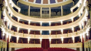 """Photo of TEATRO COMUNALE """"G. VERDI"""" sospensione rappresentazioni teatrali sino al 3 dicembre 2020"""