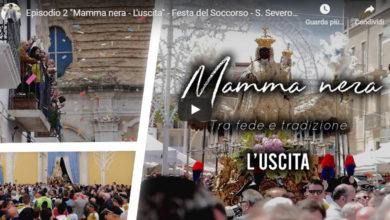 "Photo of ONLINE ""L'USCITA"", IL SECOND0 EPISODIO DI ""MAMMA NERA"""