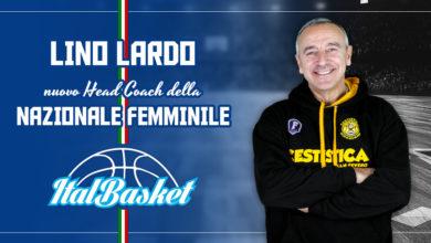 Photo of Cestistica e Nazionale Femminile, coach Lino Lardo si 'sdoppia'. L'orgoglio della società giallonera!