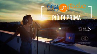 """Photo of Avviso Pubblico per il finanziamento di iniziative giovanili per la creazione di un Network di Radio Digitali """"ANGinRadio #piùdiprima"""" rivolte alle nuove generazioni."""
