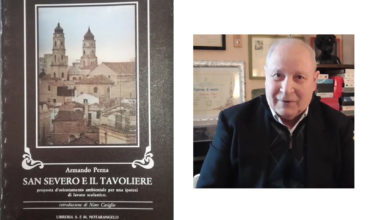 Photo of ARMANDO PERNA: SAN SEVERO E IL TAVOLIERE –