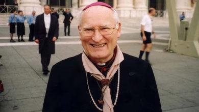 Photo of Intitolata un'area verde, a S. E. Mons. Cesare Bonicelli, già vescovo della diocesi di San Severo.