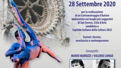 Photo of CAPITALE ITALIANA DELLA CULTURA 2022: IL 28 SETTEMBRE A ROMA UN CONTEST PER DANZATORI CHE SARANNO PROTAGONISTI DI UN CORTOMETRAGGIO.