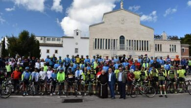 Photo of ASD AMICI IN BICI SAN SEVERO – GIRO DEL GARGANO
