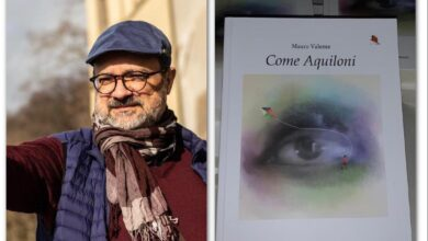 Photo of COME AQUILONI, è uscito il nuovo romanzo di Mauro Valente