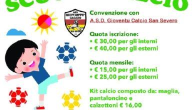 Photo of E' cominciata alla GRANDE la stagione della Scuola Calcio ASD Gioventu' Calcio San Severo.