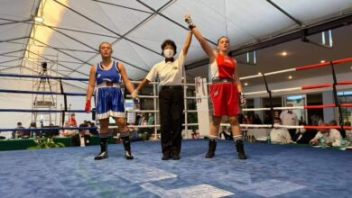 Photo of BOXE: La sanseverese Simona Nardillo 16 anni si laurea Campionessa italiana di Boxe juniores nella  categoria   66 kg.