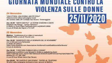 """Photo of Alla  violenza di genere  diciamo """"NO"""" Voci dalla città"""