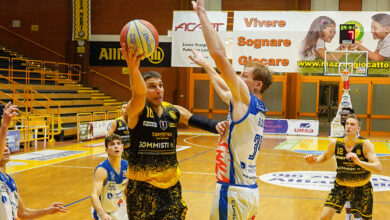 Photo of BASKET: Allianz Pazienza San Severo, partenza… in terza