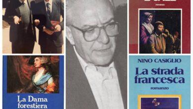 Photo of Oggi 16 novembre, a 25 anni dalla scomparsa del prof Nino Casiglio.