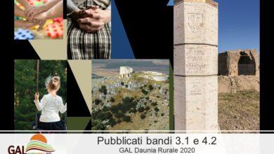 Photo of Valorizzazione patrimonio culturale e sviluppo servizi socio-culturali, pubblicati due bandi per Comuni ed Enti pubblici dell'Alto Tavoliere
