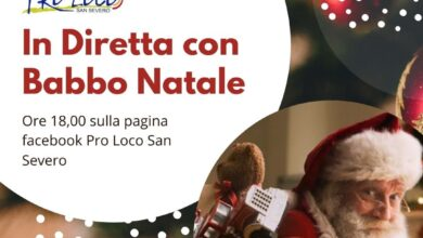 Photo of OGGI BABBO NATALE IN DIRETTA STREAMING