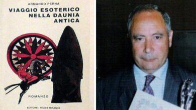 Photo of VIAGGIO ESOTERICO NELLA DAUNIA ANTICA, LE ORIGINI E LA SPIRITUALITA' NEL ROMANZO DI ARMANDO PERNA