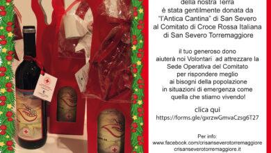 Photo of CROCE ROSSA ITALIANA: Continua la raccolta fondi del Comitato locale San Severo Torremaggiore