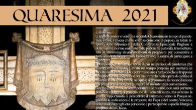 Photo of Arciconfraternita M. SS. del Rosario: PROGRAMMA QUARESIMA 2021