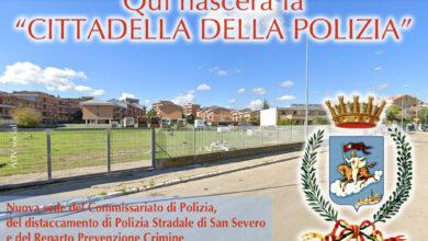 Photo of LA CITTADELLA DELLA POLIZIA DI STATO DI SAN SEVERO VIENE PRESENTATA IN PREFETTURA
