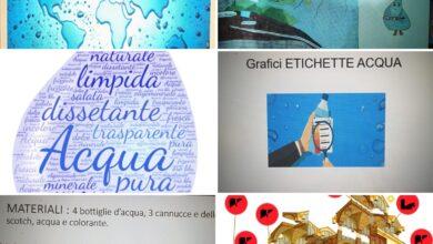 """Photo of CELEBRATA LA GIORNATA DELL'ACQUA ALLA MEDIA """"ZANNOTTI-FRACCACRETA"""""""