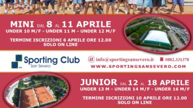 Photo of TORNA IL TORNEO KINDER + SPORT ALLO SPORTING CLUB
