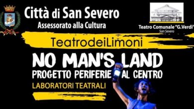 "Photo of Riprende il progetto ""NO MAN'S LAND – PERIFERIE AL CENTRO""."
