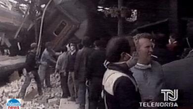 Photo of SABATO 3 APRILE IL COMUNE DI SAN SEVERO RICORDA LE VITTIME DELLA TRAGEDIA DELLA STAZIONE FERROVIARIA, AVVENUTA IL 3 APRILE 1989.