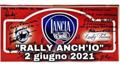 """Photo of Il 2 giugno si riparte con """"Rally-anch'io""""."""