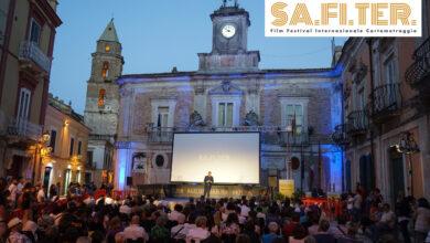 Photo of SABATO 19 GIUGNO AL TEATRO VERDI DI SAN SEVERO INAUGURAZIONE DEL FILM FESTIVAL INTERNAZIONALE SA.FI.TER.