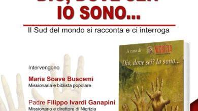 Photo of Presentazione del libro DIO, DOVE SEI ? IO SONO…