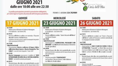 """Photo of """"MERENDA NELL'OLIVETA"""": CAMBIO DI PROGRAMMA"""