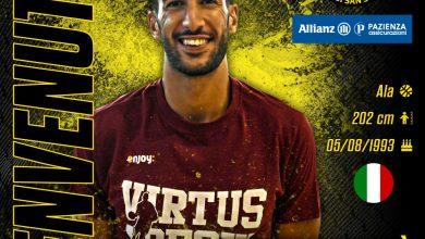 Photo of Lo scacchiere giallonero si arricchisce. Lorenzo Tortù firma con l'Allianz Pazienza