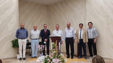 Photo of Inaugurata la nuova sala del Culto della Chiesa Evangelica di San Severo