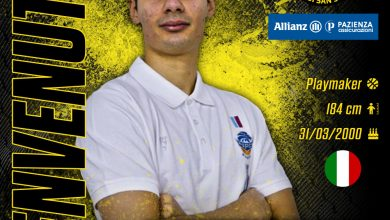 Photo of BASKET: CESTISTICA – Benvenuto all'under Antonino Sabatino!