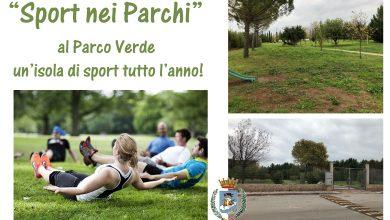 """Photo of """"Sport nei Parchi"""", ottenuto finanziamento: al Parco Verde un'isola di sport tutto l'anno!"""