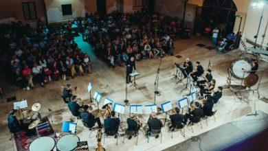 Photo of The Brass Between Europe and America con l'Apulian Brass Ensemble Il concerto domenica 5 settembre nel chiostro  della Chiesa della Libera di San Severo