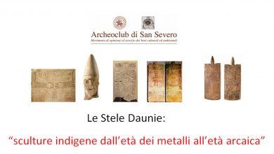 """Photo of Le Stele Daunie: """"sculture indigene dall'età dei metalli all'età arcaica"""""""