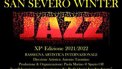 Photo of Tutto pronto per la rassegna Artistica Internazionale SAN SEVERO WINTER JAZZ FESTIVAL XI^ Edizione